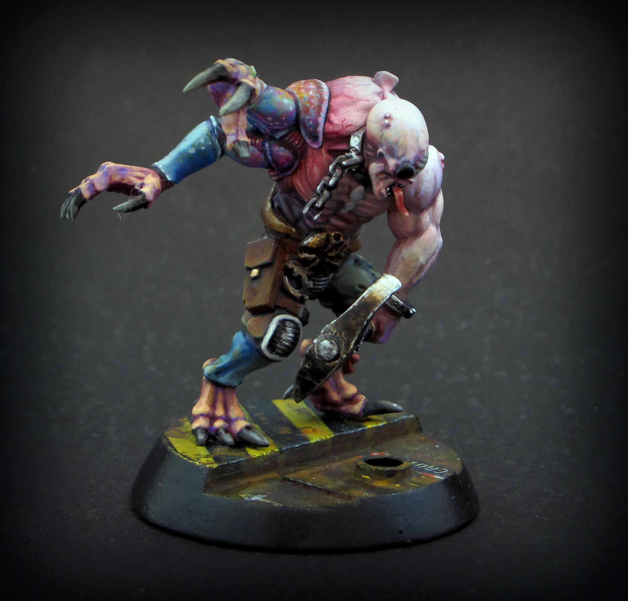 Aberrant, Conversion, Cult, Genestealer, Hybrid