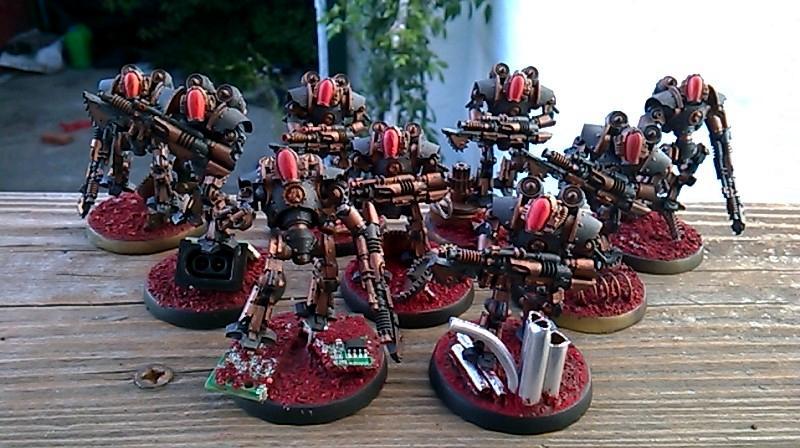 30k, Infantry, Mechanicum, Thallax