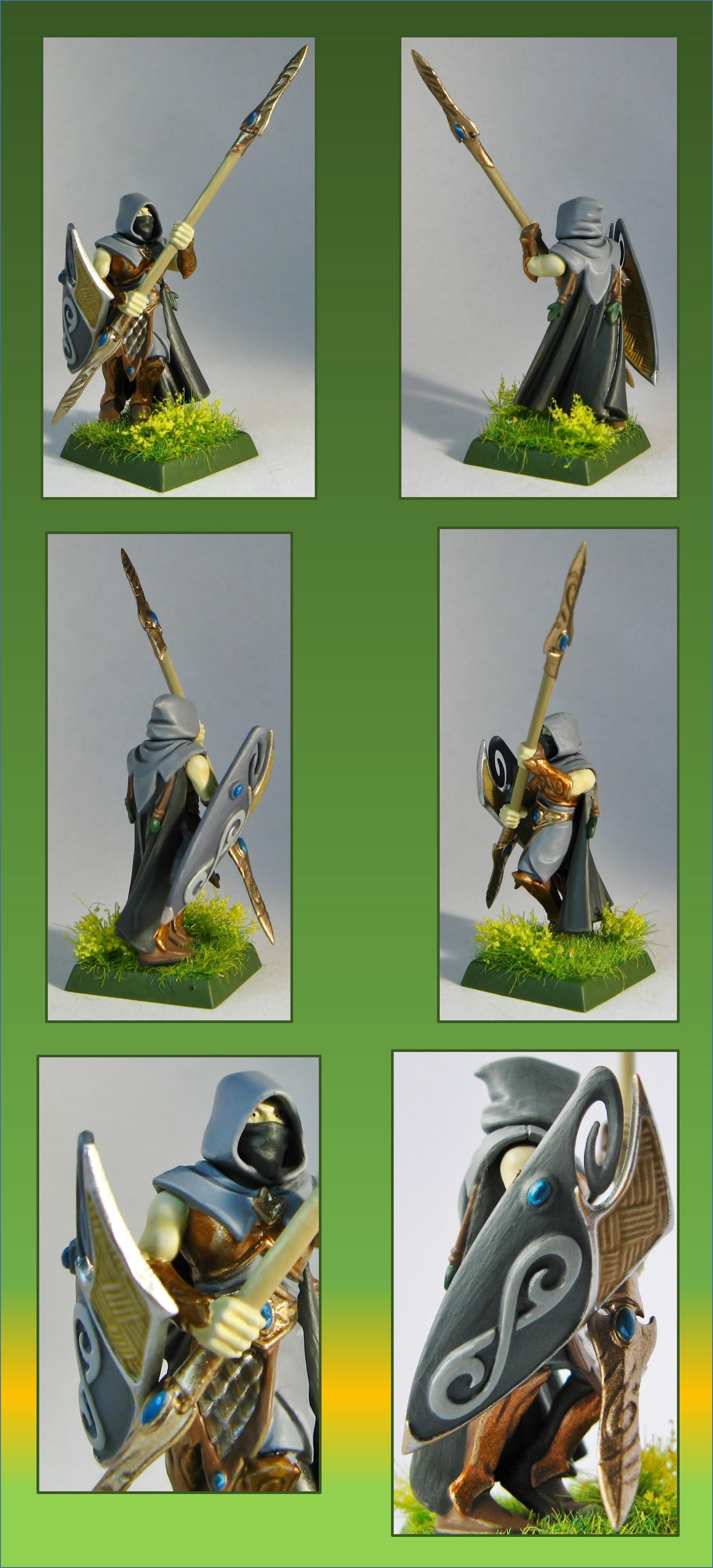 Cloak, Warhammer Fantasy, Wfb, Wood Elves