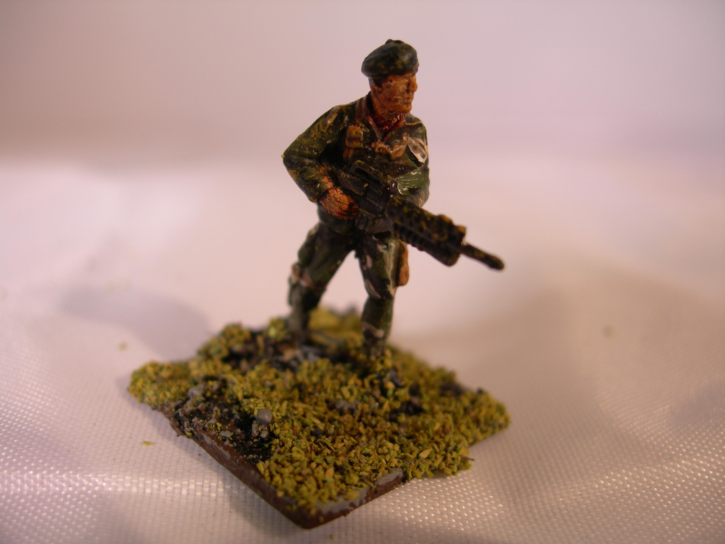 """Lt Hunt -: Vietnam """"Tiger Stripe"""" camouflage"""