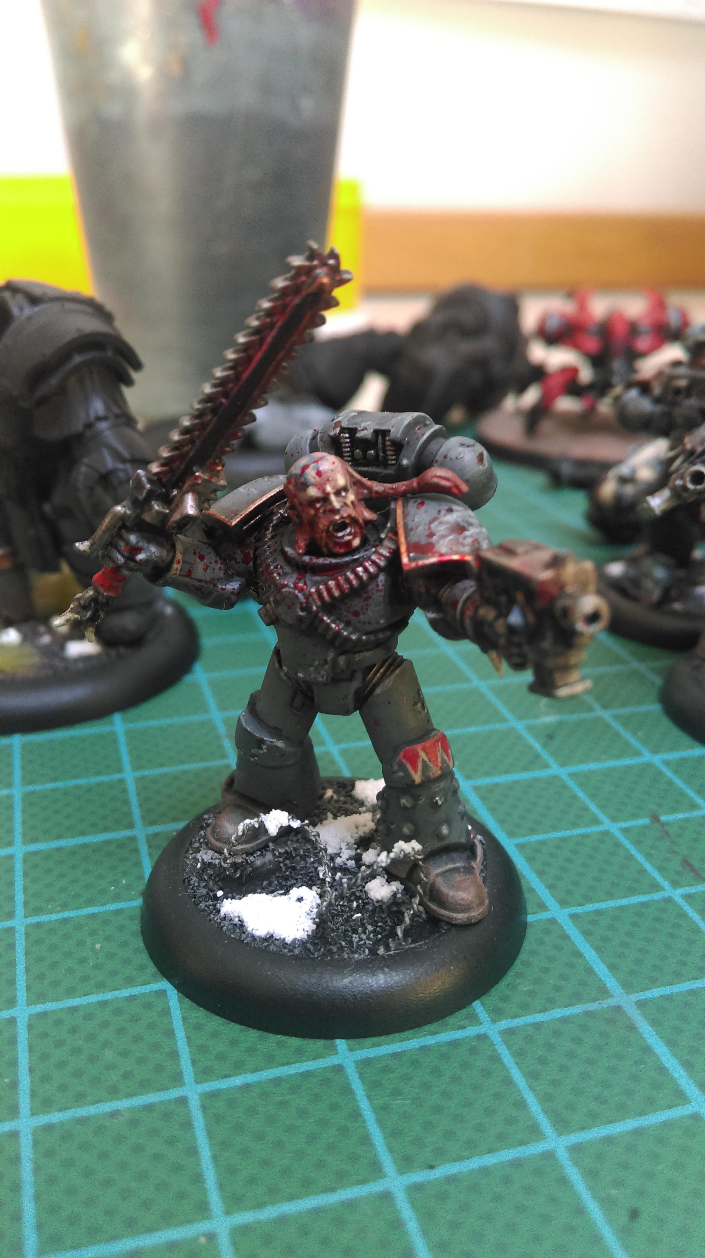 30k, Blood Claws, Horus Heresy, Space Wolves, Vlka Fenryka