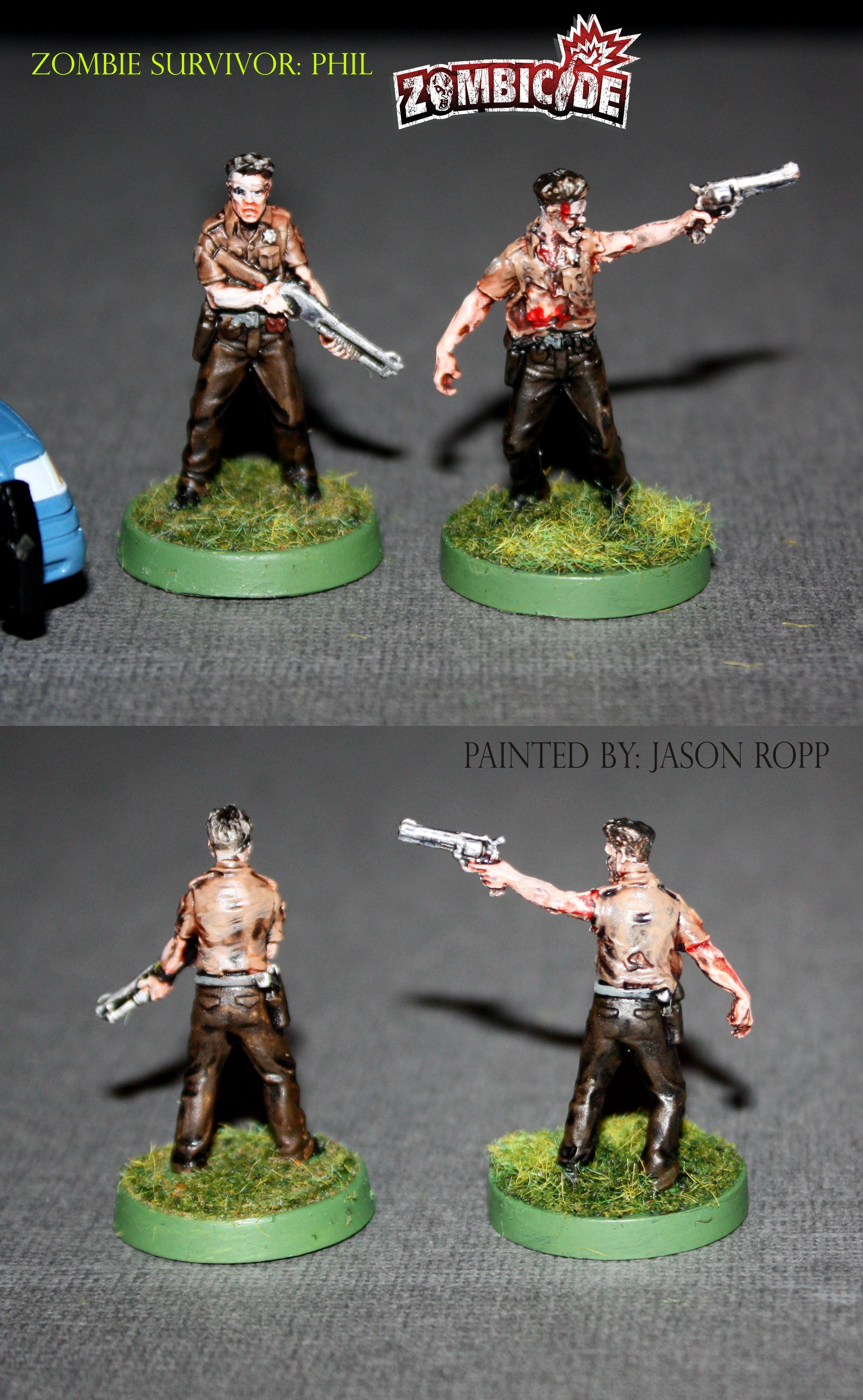 28mm, 32mm, Abominaton, All Out War, Andrea, Attack, Battle, Cool Mini Or Not, Game, Gamenight, Michone, Miniature, Miniatures, Neegan, Phil, Ral Partha, Rick, Skirmish, Survivors, Undead, Walkers, Walking Dead, Wargame, Wargamer, Wargames Factory, Zombicide, Zombie, Zombivors
