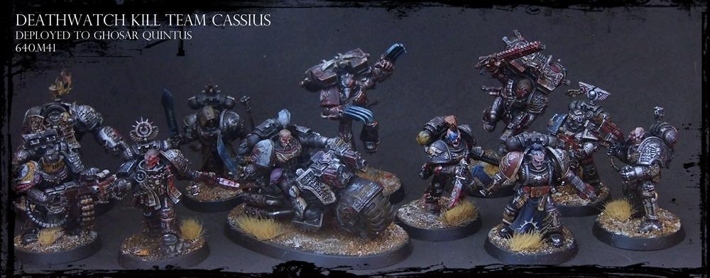 Deathwatch, Kill Team, Overkill, Space Marines, Warhammer 40,000