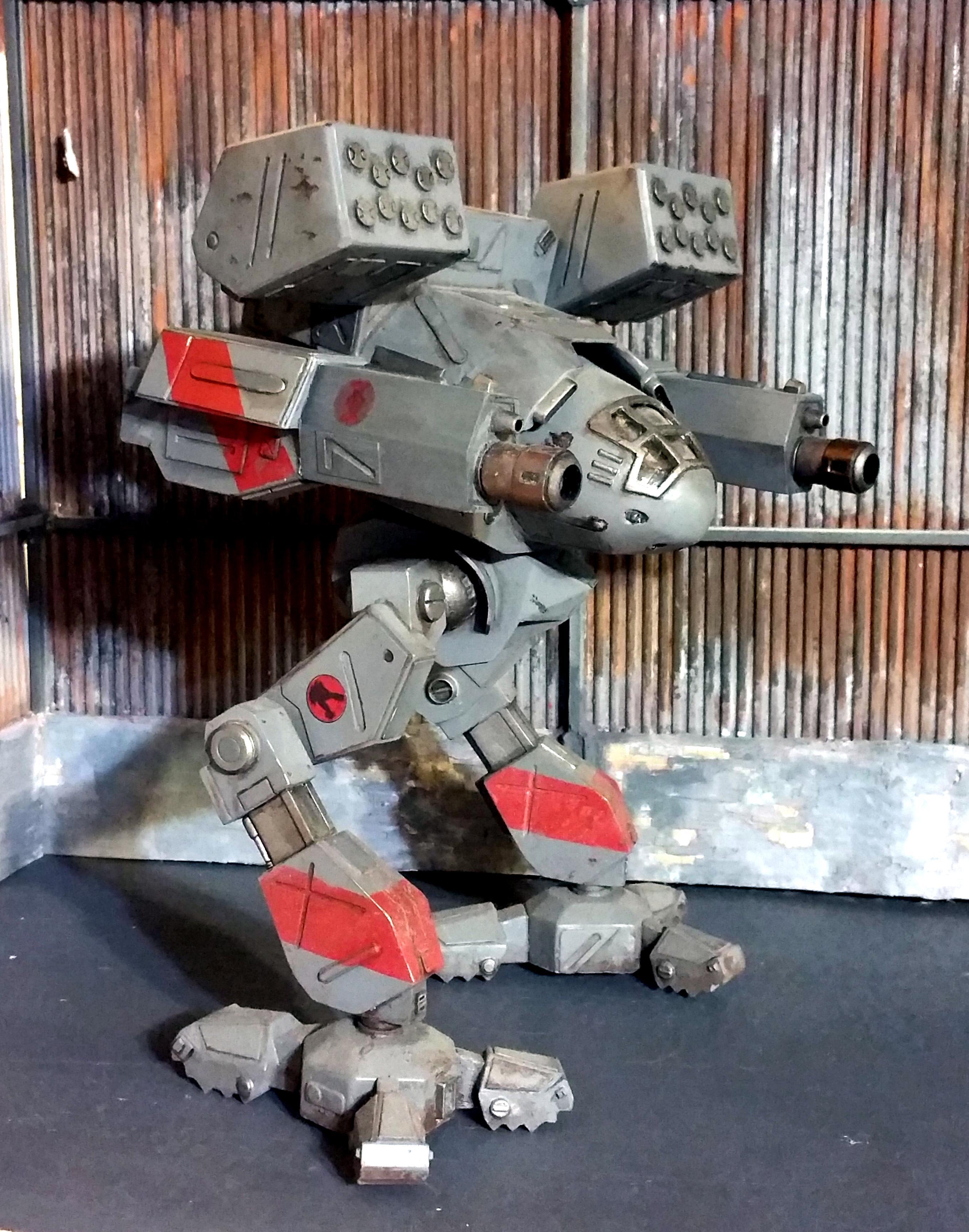 1:60 Battletech, Battlemech, Battletech Battlemech 1/60 Mechwarrior, Mechwarror