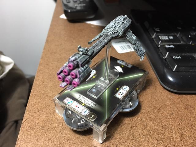 Nebulon B-2 rear