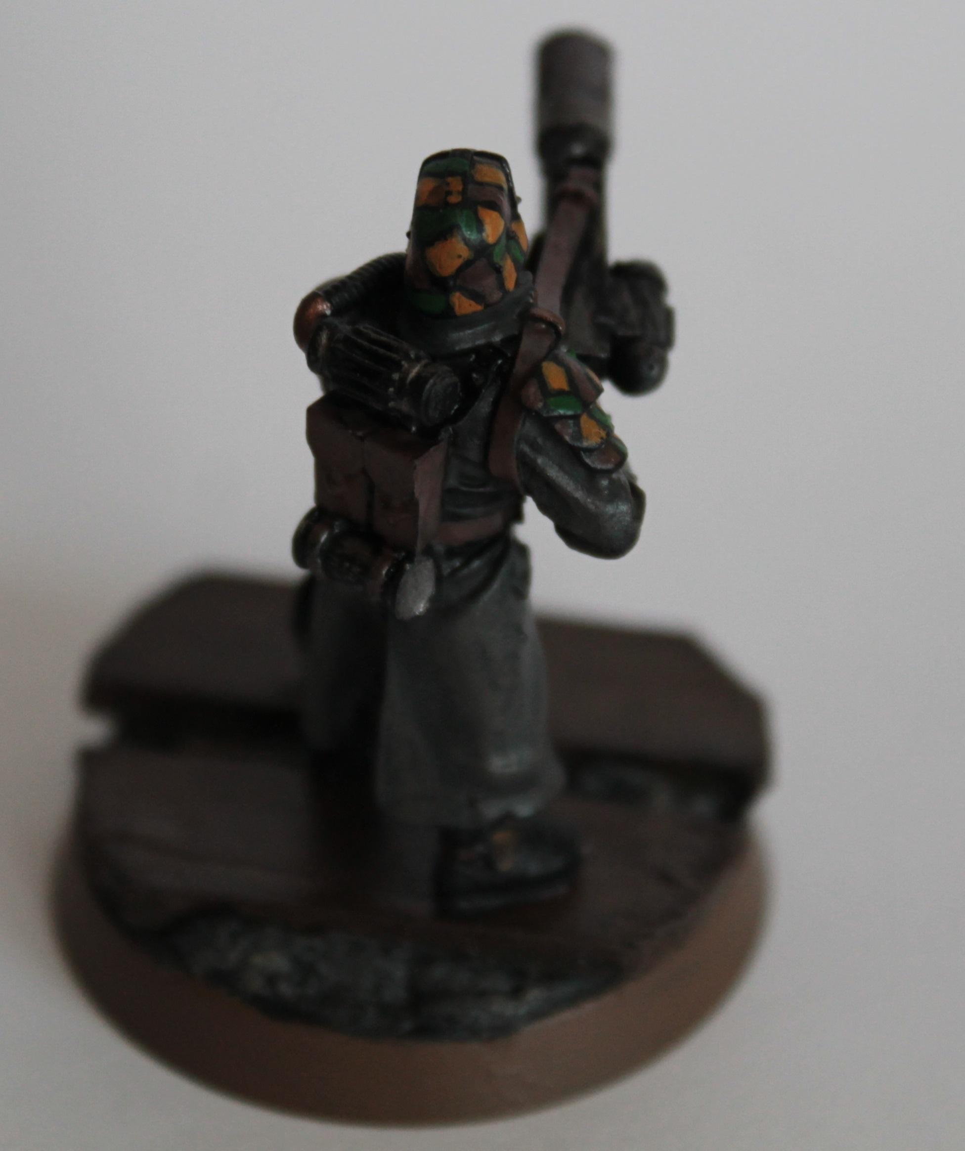 Camouflage, Death Korps of Krieg, Trench, Warhammer 40,000, Ww1