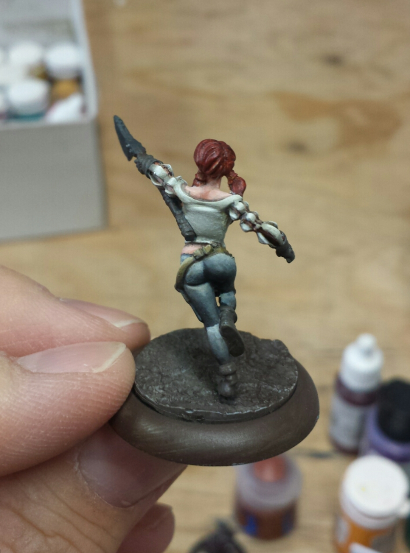 Butchers, Guild Ball, Wip7