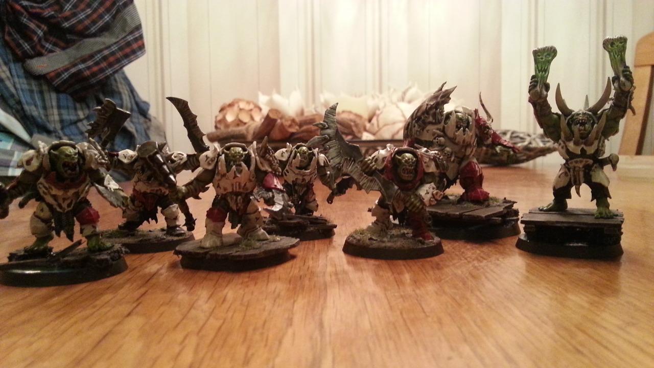 Ironjawz, Orks, Ironjawz groupshot