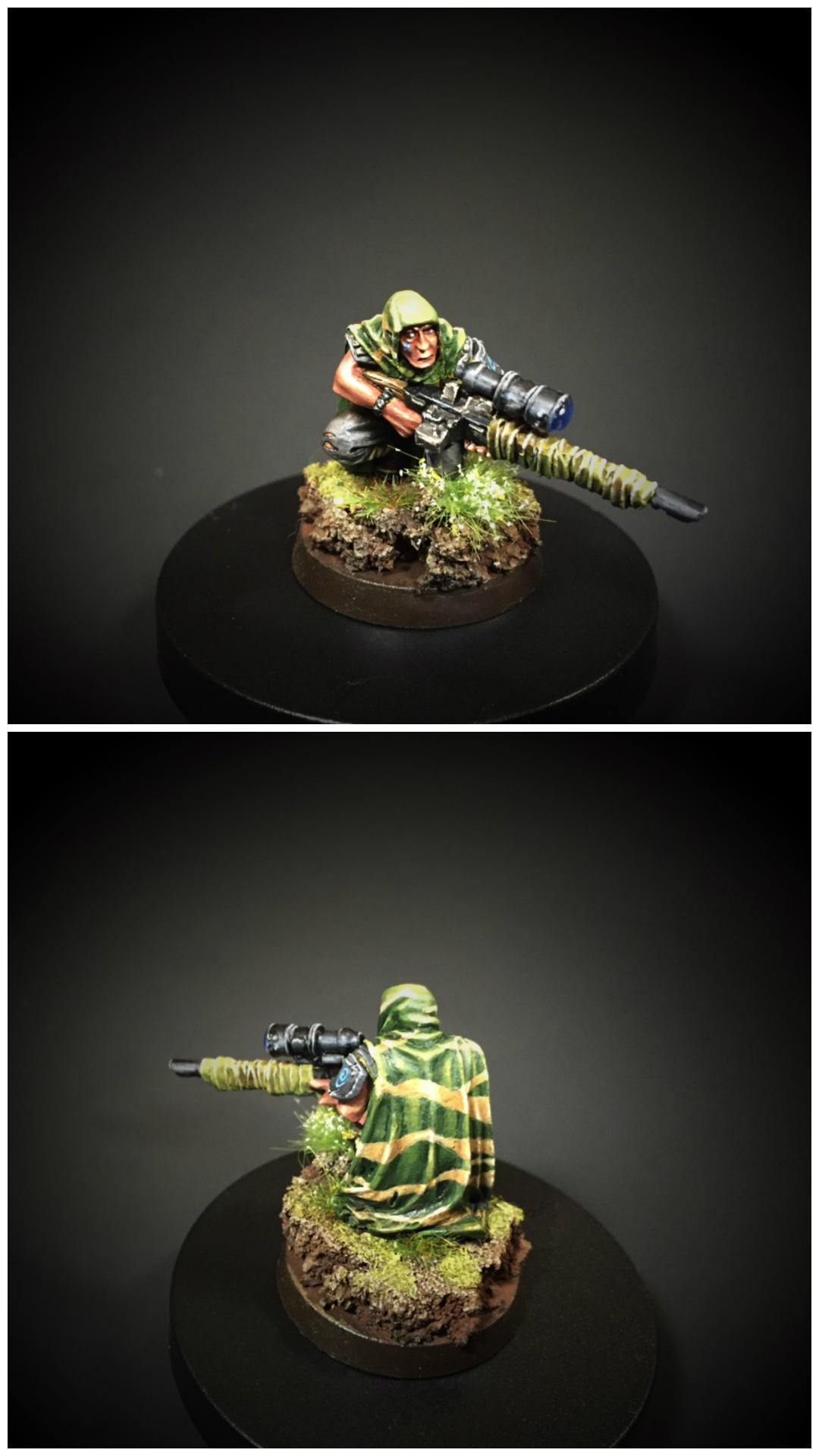 Astra Militarum, Base, Camouflage, Gaunt's Ghosts, Imperial Guard, The Empire