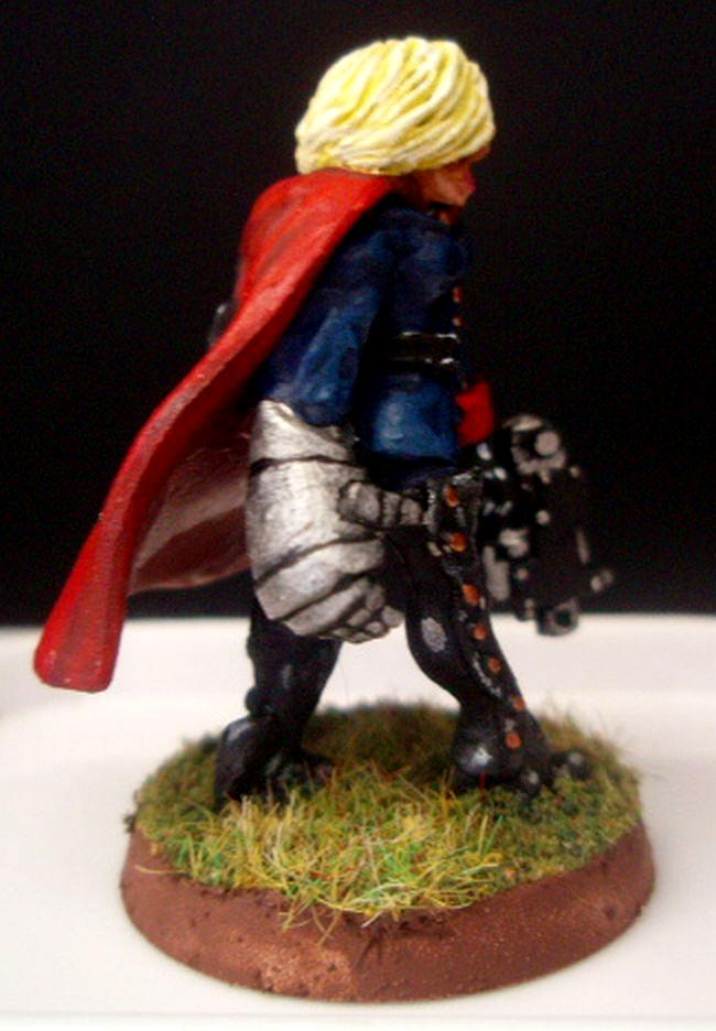 Commissar 1 painted