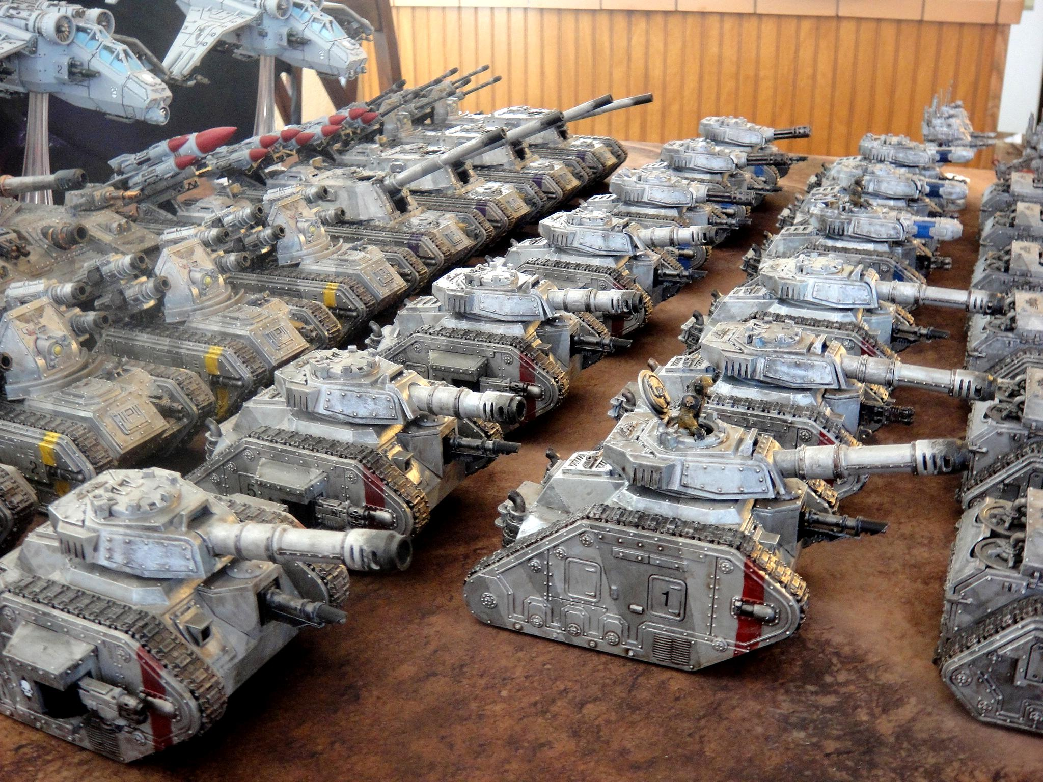 Armored Company, Army, Imperial Guard, Mechanized Infantry