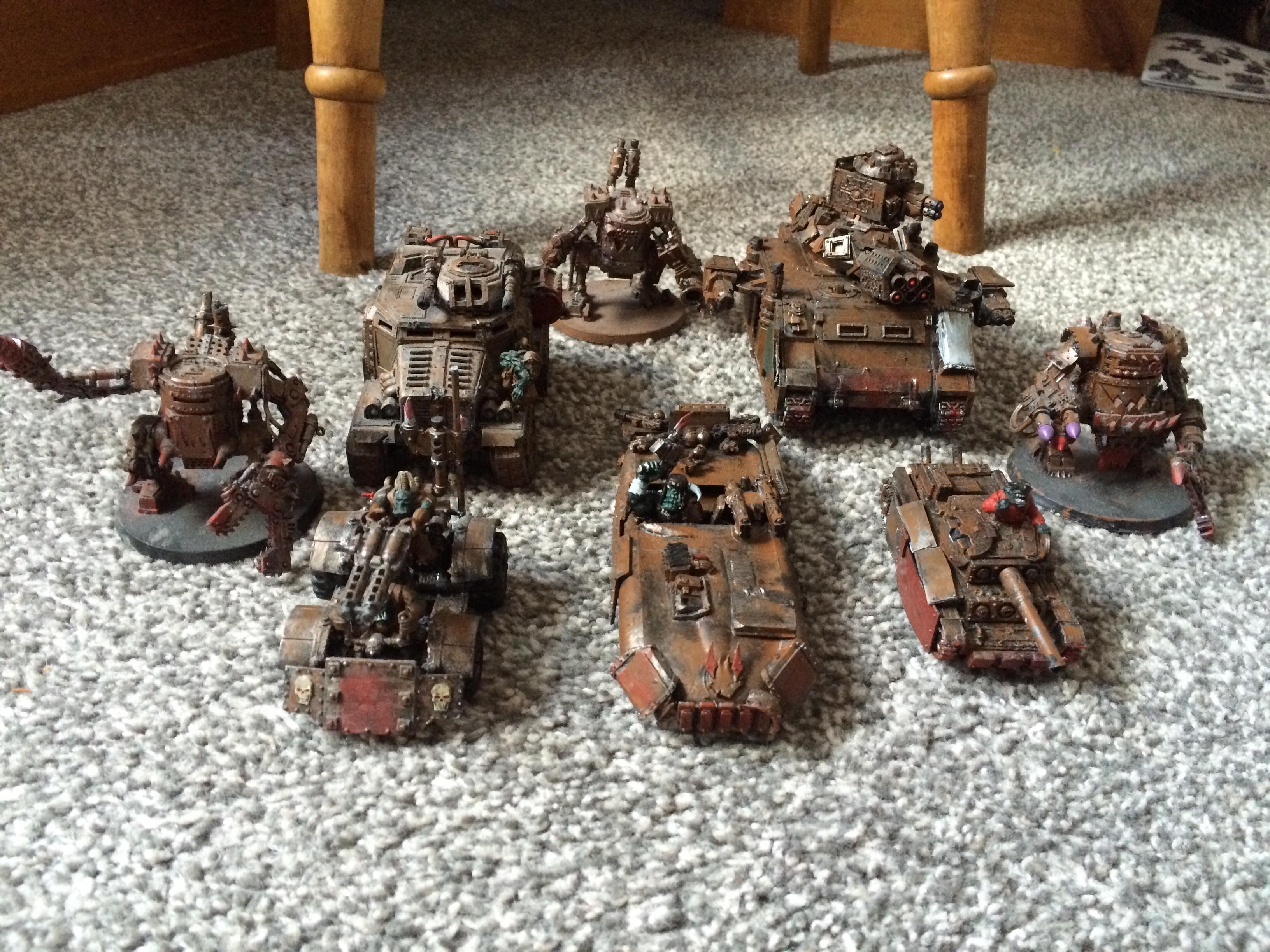 Buggy, Conversion, Killa Kan, Looted Vehicles, Orks