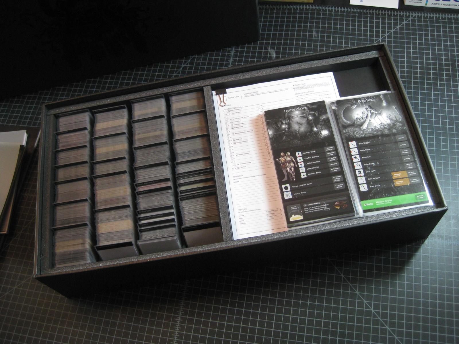 Board Game, Box, Death, Kingdom, Monster, Organization