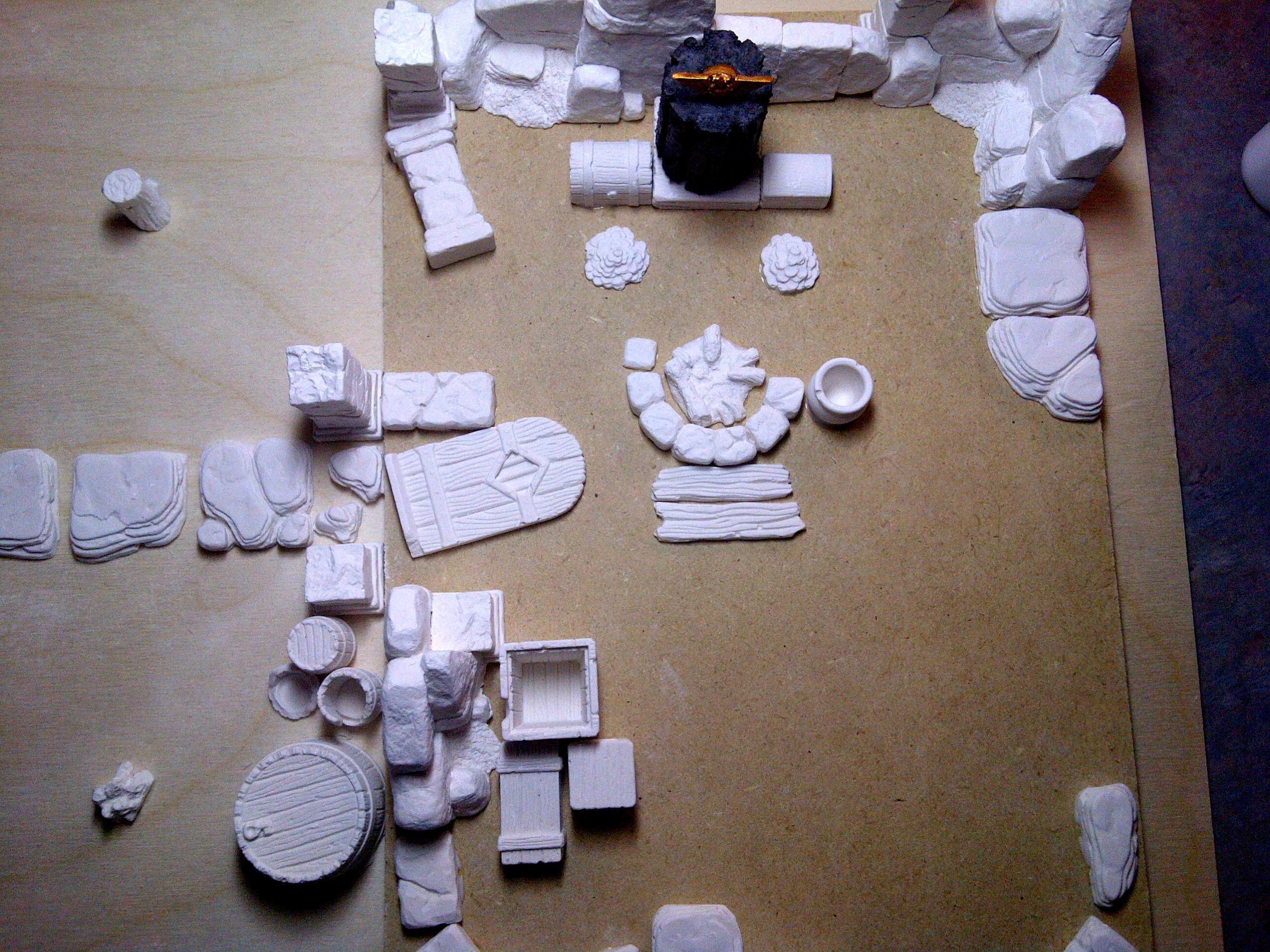 Diorama, Dio 12