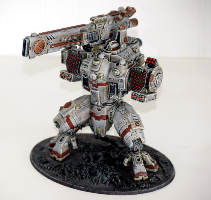 Stormsurge, Tau Empire, Warhammer 40,000, Xenos