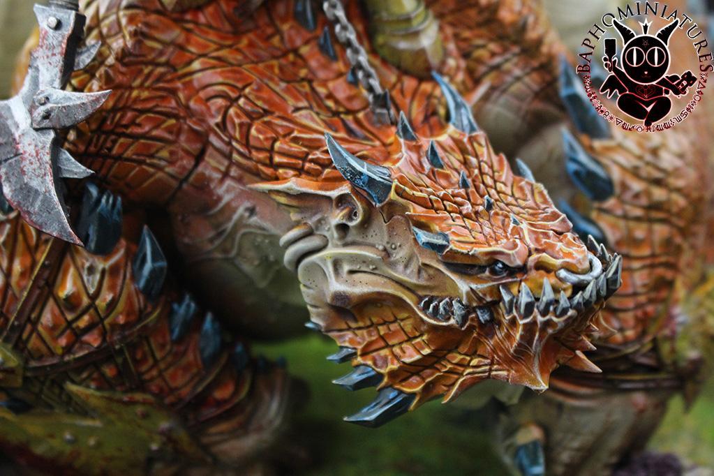 Age Of Sigmar, Dragon, Maw-krusha, Orcs, Orruks, Warhammer Fantasy