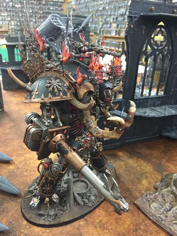 Chaos, Imperial Knight, Knights, Renegade