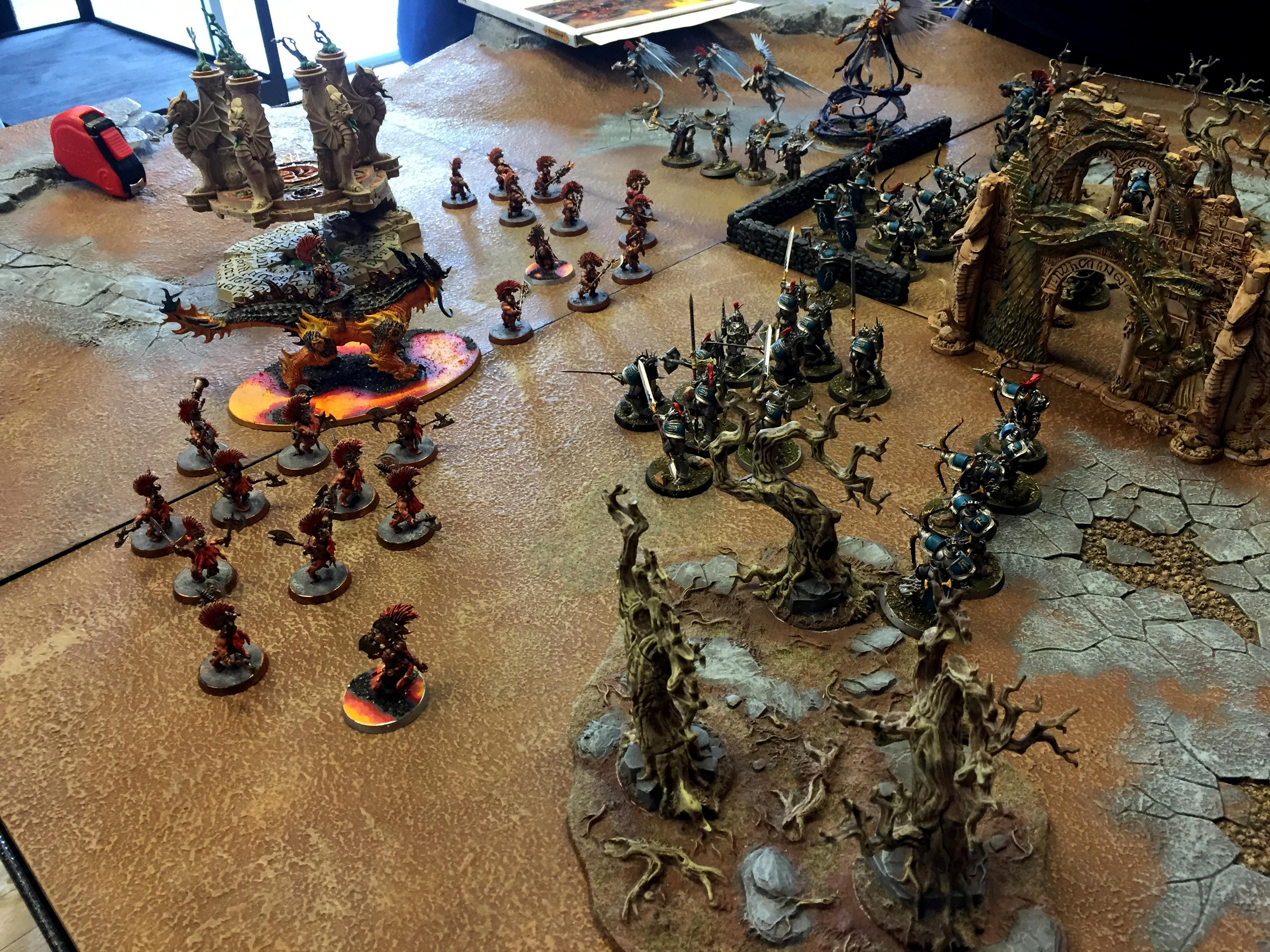 Fyreslayers, Stormcast, Tournament