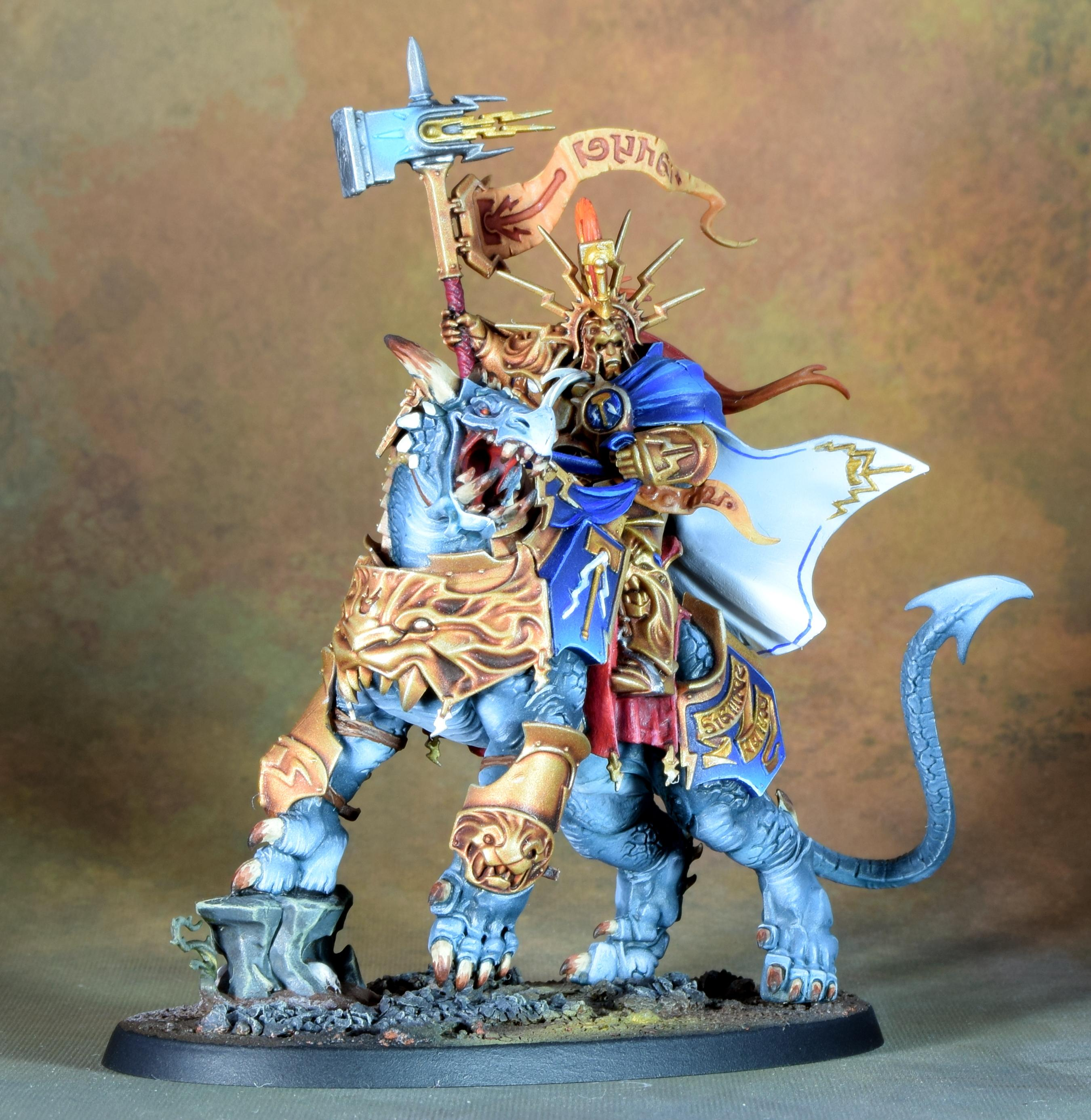 Age Of Sigmar, Dracoth, Stormcast Eternals