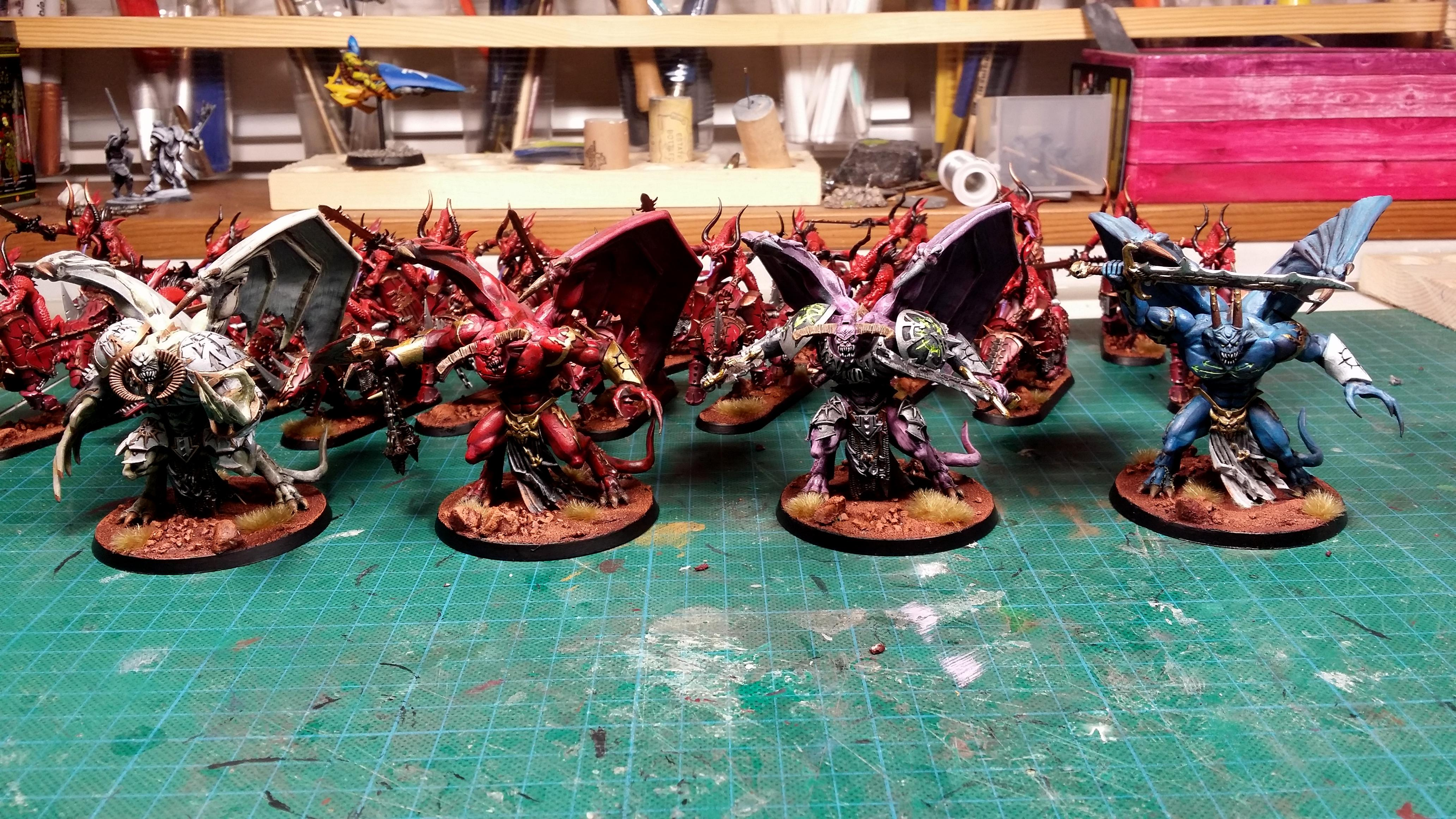 Cd, Daemon Prince, Daemons, Infernal Tetrad