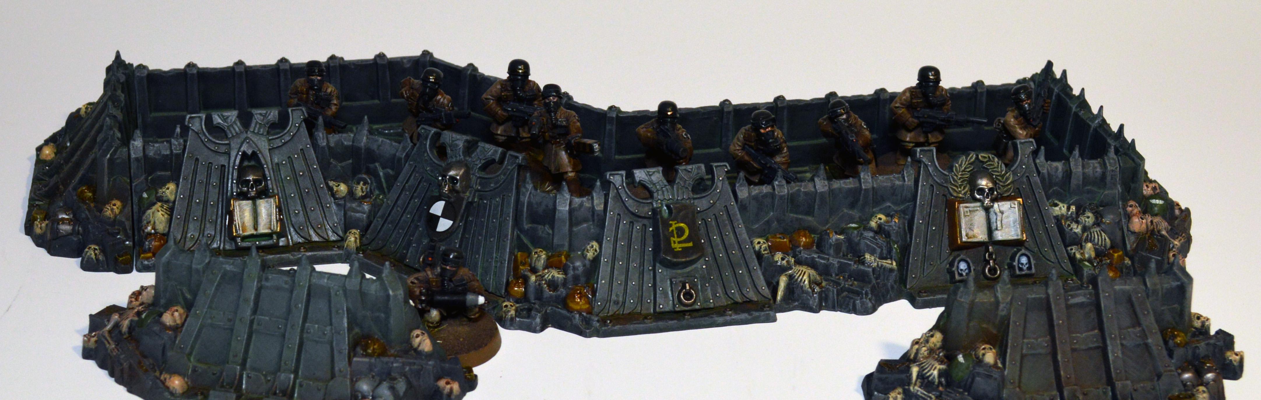 Armageddon, Imperial Guard, Steel Legion