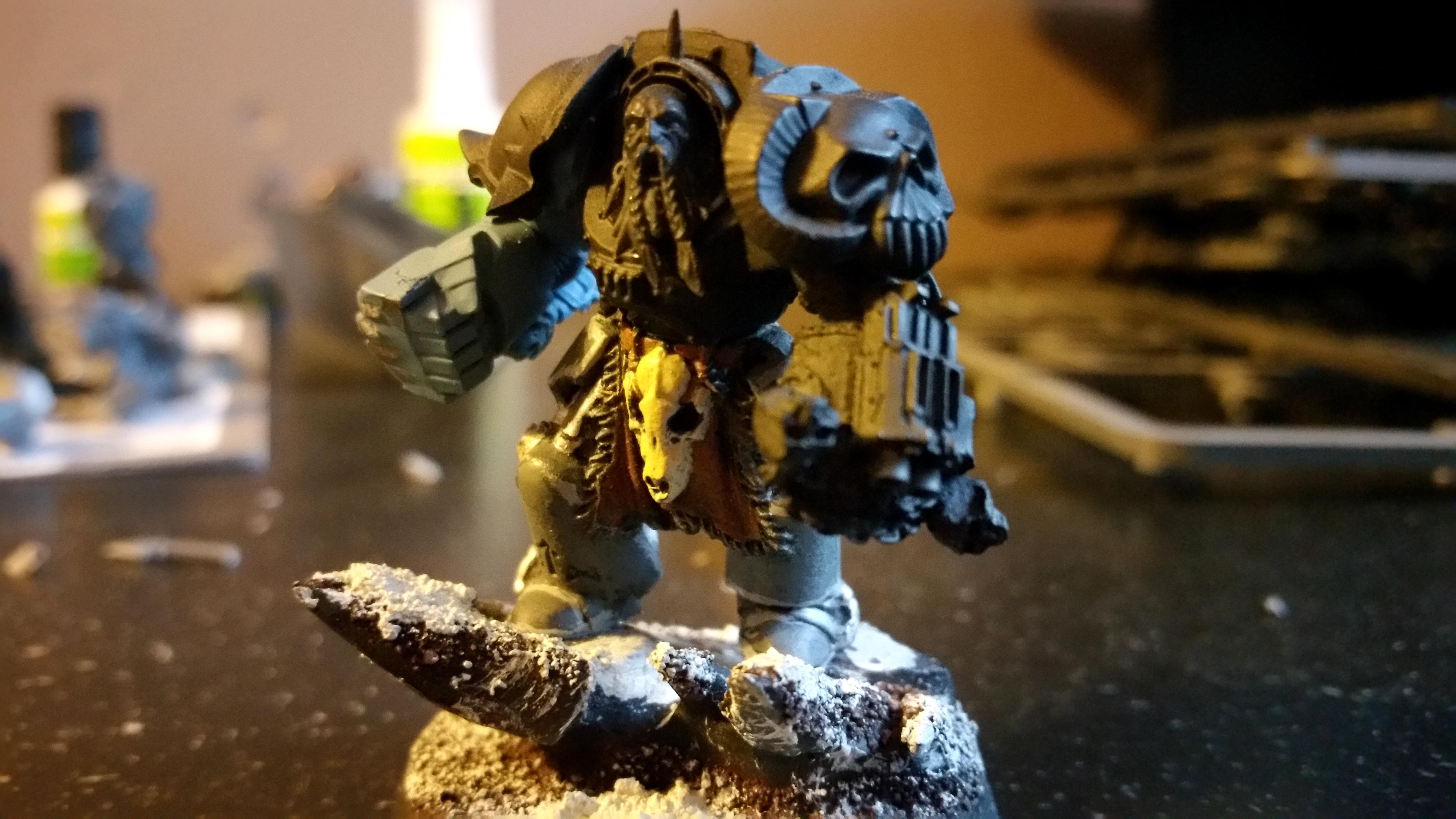 Power Fists, Vlka Fenryka, Wolf Lord