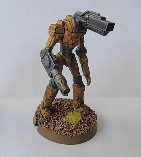 Desert, Epirian, Maelstrom's Edge, Medge, Robot, Scarecrow