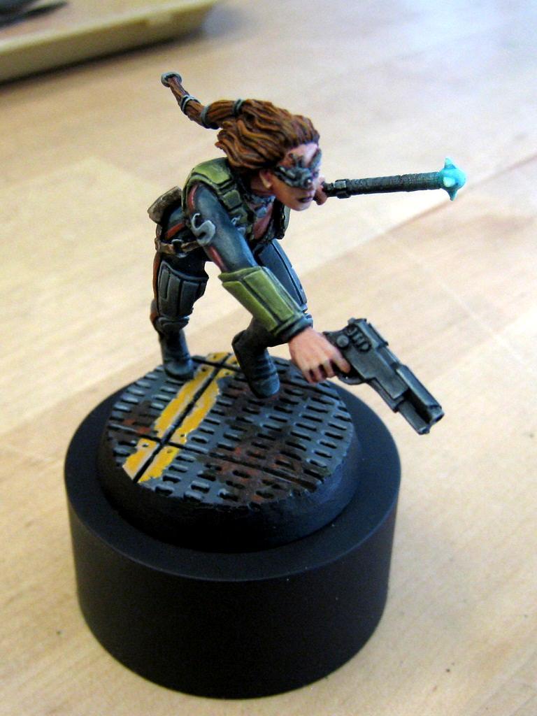 Barbaretta, Enforcer, Inquisitor