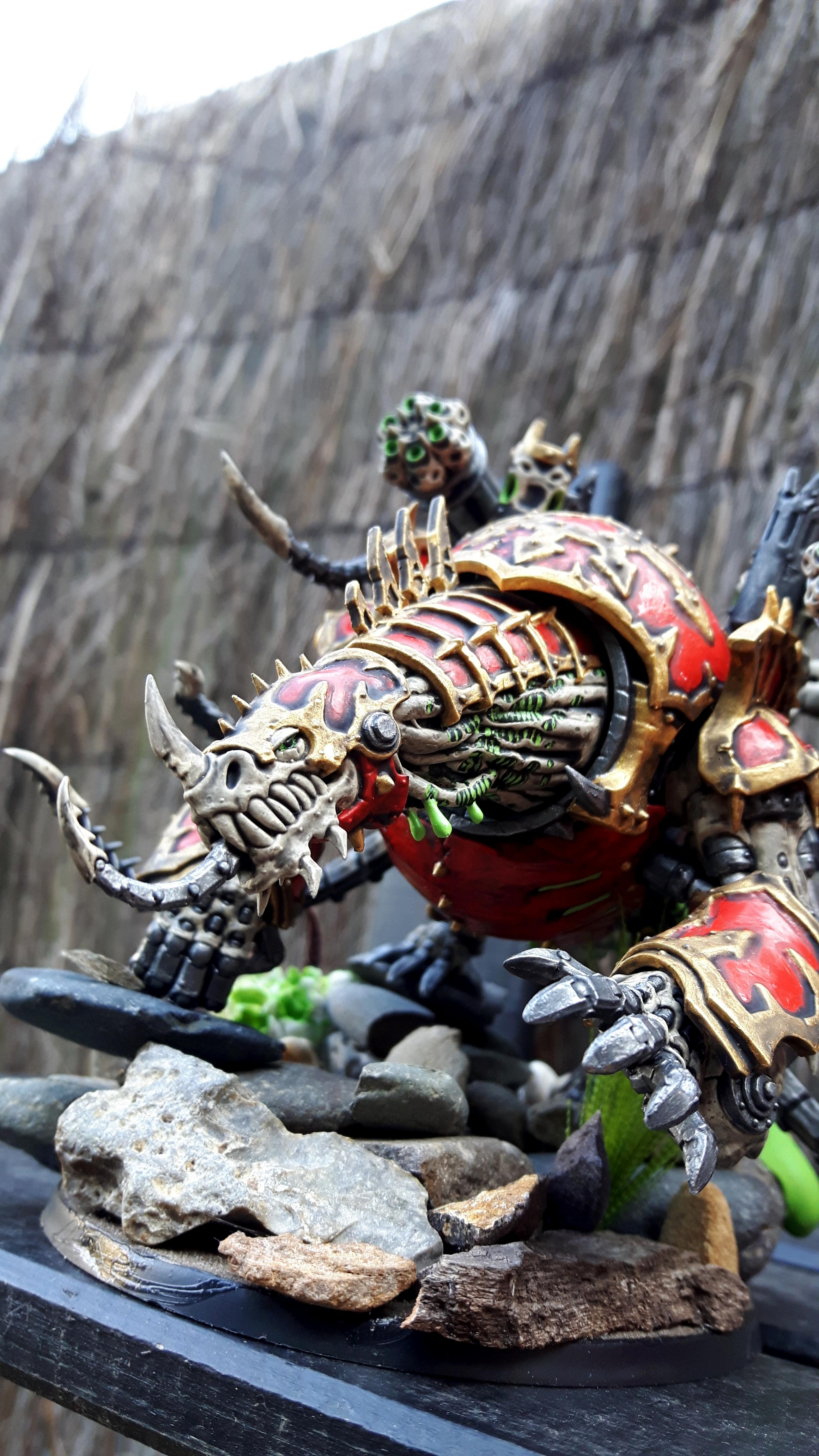 Chaos Space Marines, Forgefiend, Maulerfiend