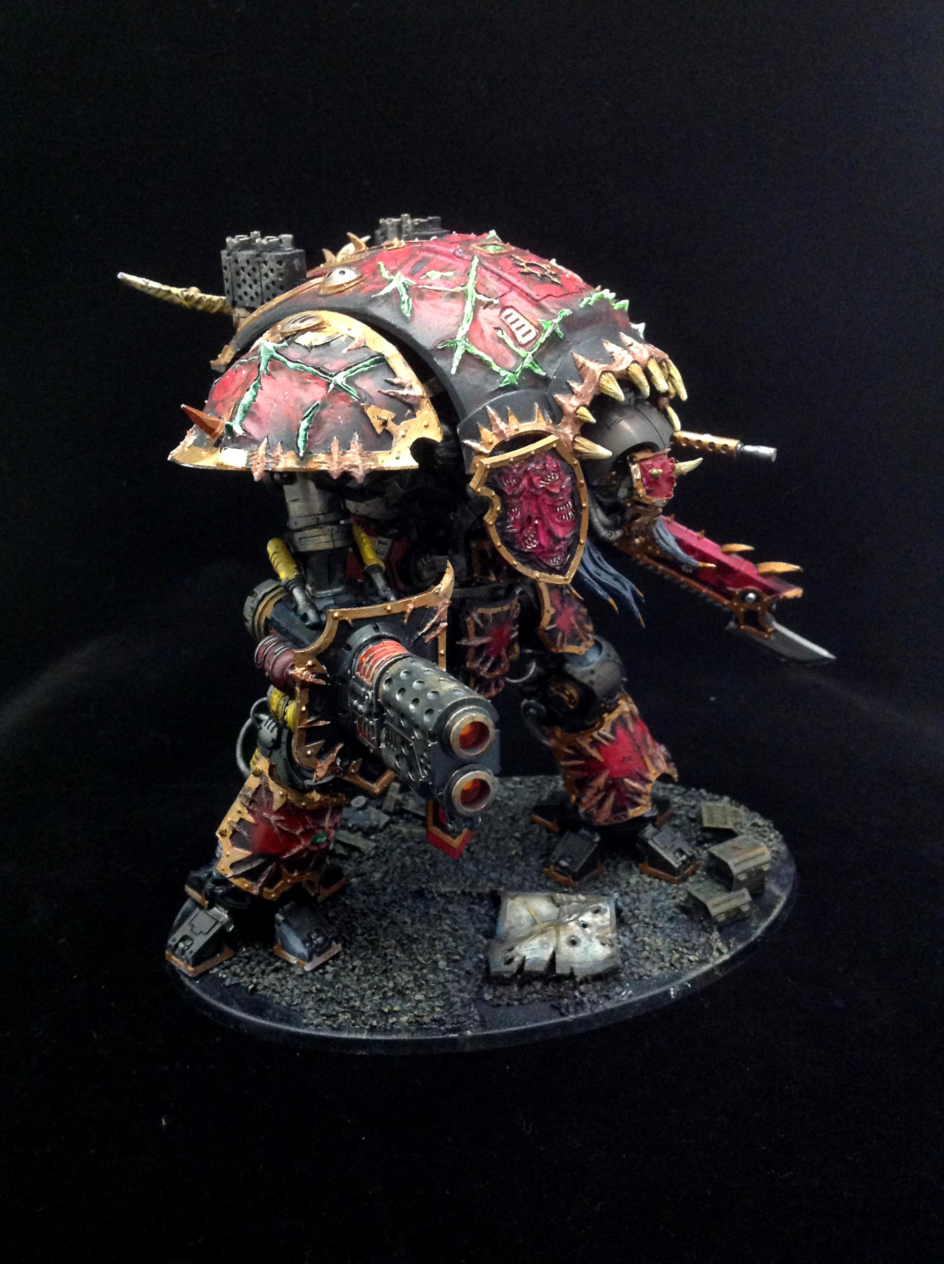 Chaos, Free Blade, Imperial Knight, Warhammer 40,000