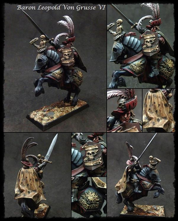 Age, Baron, Cavalry, Sigmar, Warhammer Fantasy