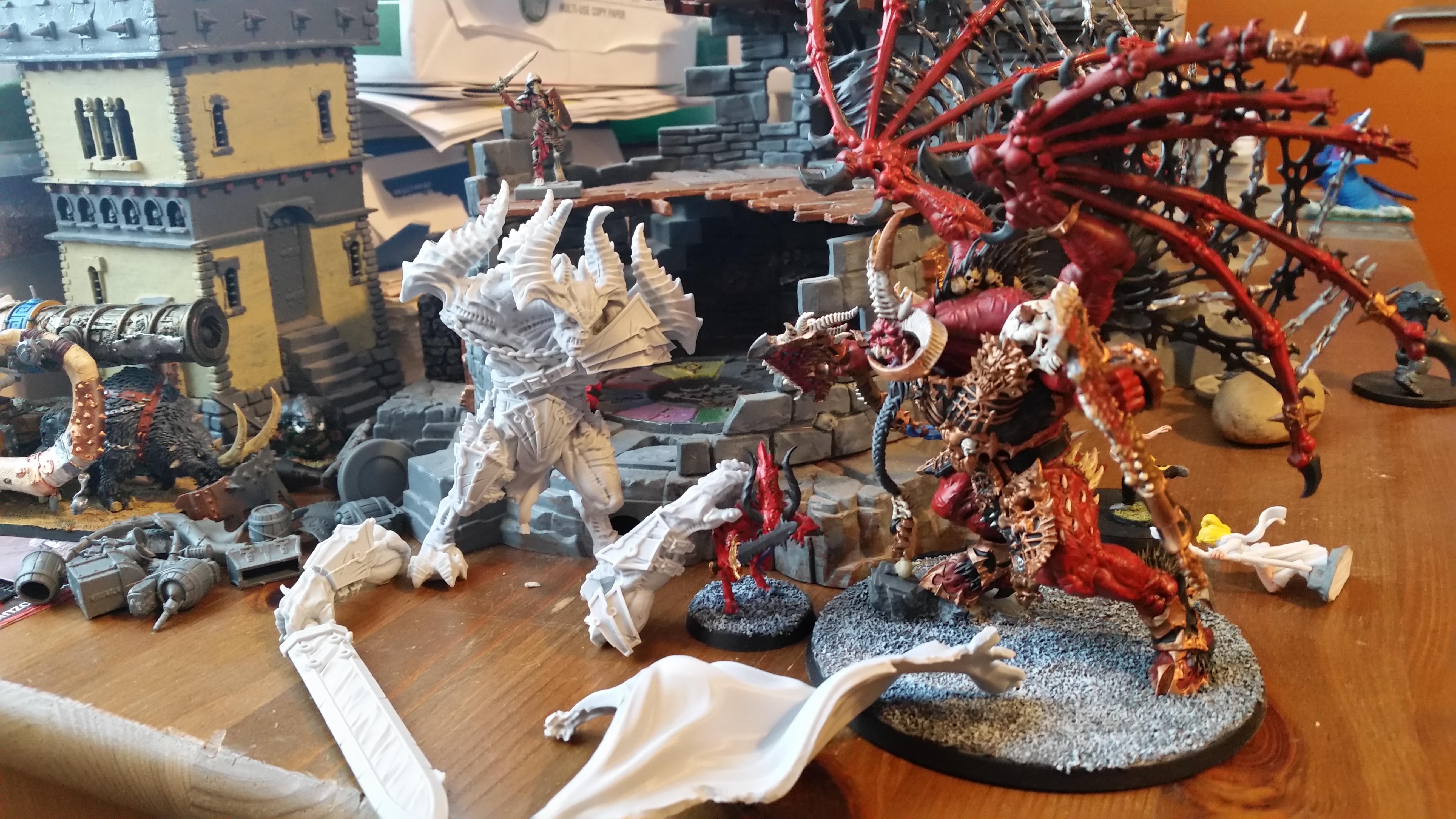 Archon, Prodos, Space Crusade