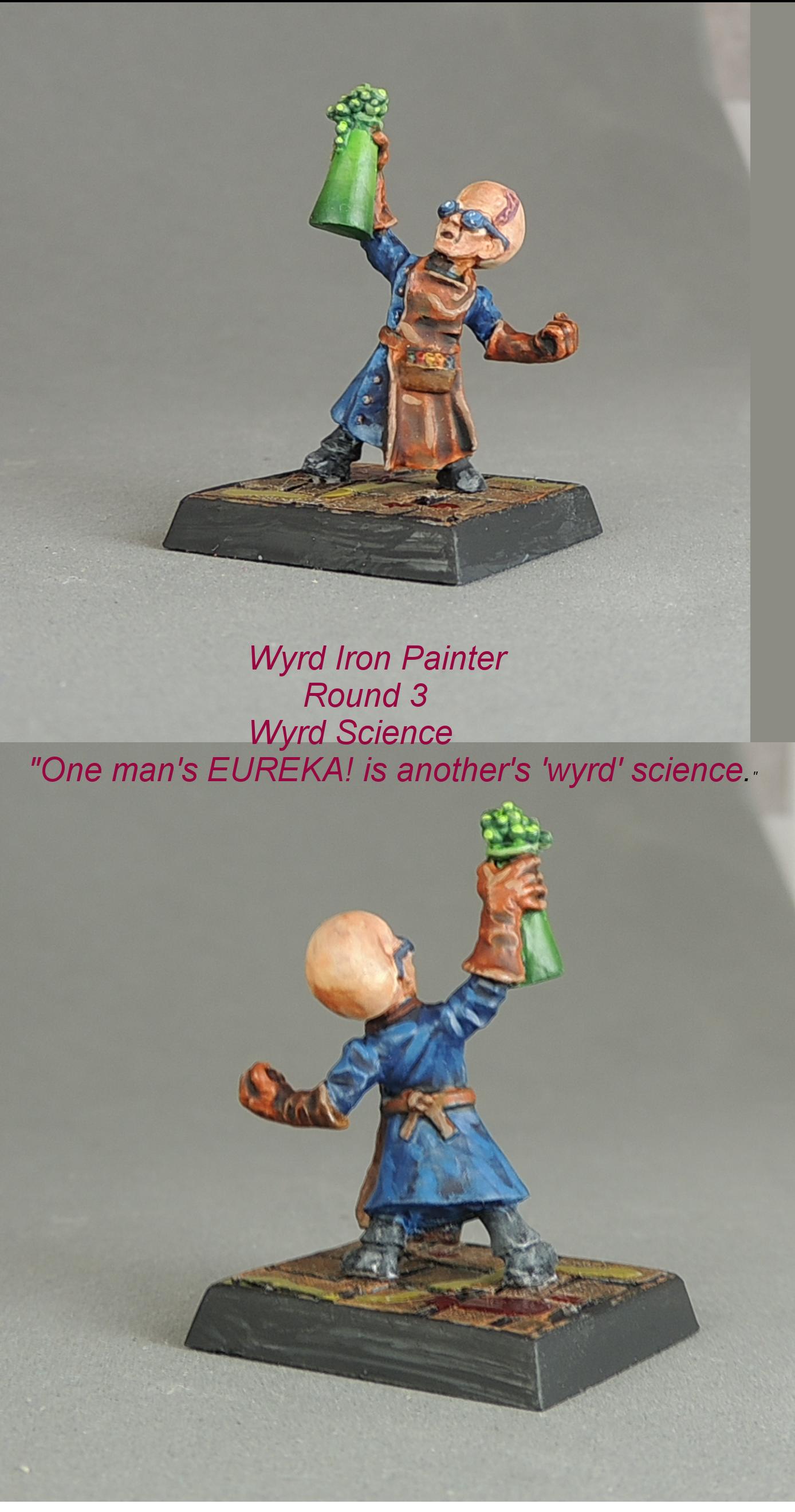 Wyrd Science