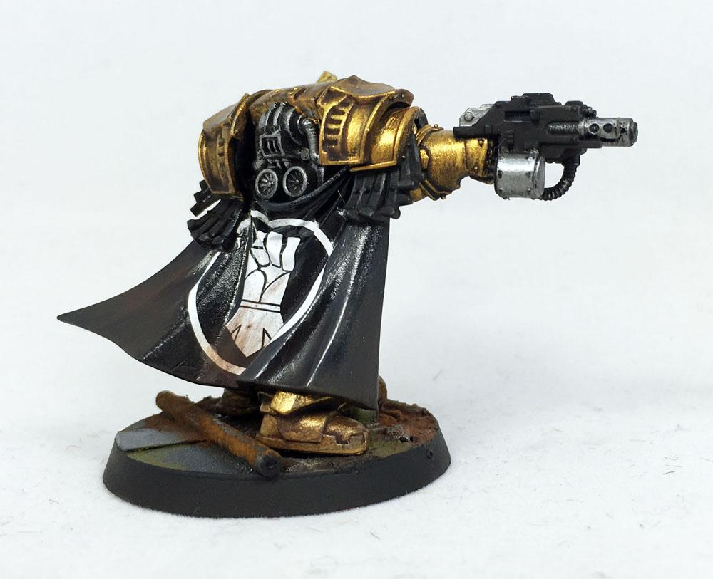 Betrayal At Calth, Horus Heresy, Imperial Fists, Space Marines