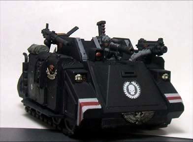 Am, Command Tank, Conversion, Imperial Guard, Salamander
