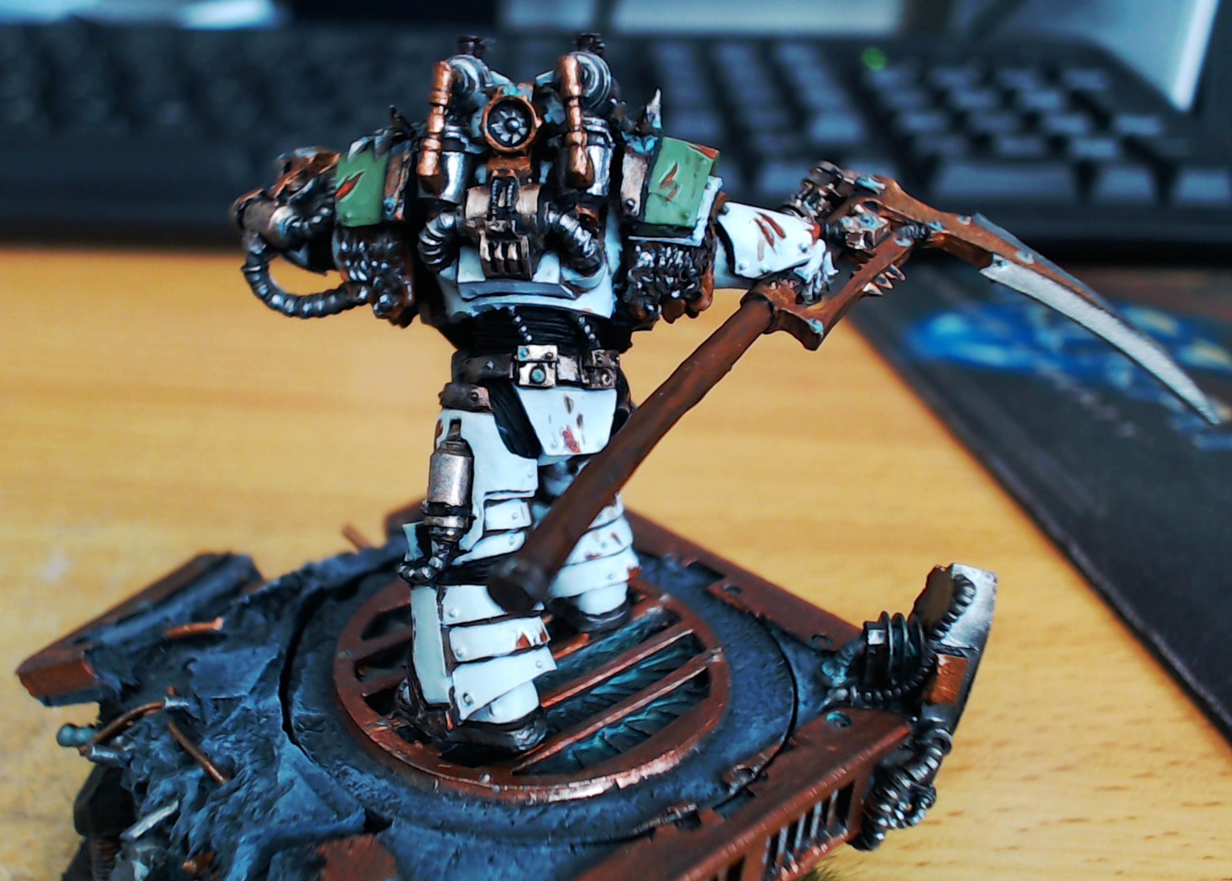 Calas Typhon, Death Guard, Forge World, Warhammer 30k