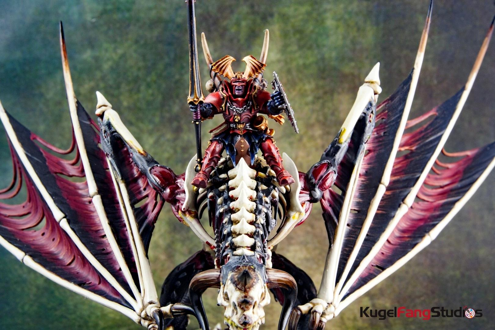 75, 75mm, Dragon, Games, Games Workshop, Kings, Kow, Lord, Of, Vampire, War, Workshop, Zombie