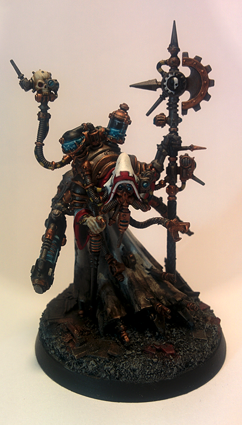 Ad Mech, Cult, Magos, Mechanicus, Tech Priest