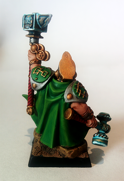 Dwarves, Runesmith, Runesmith Rakaek