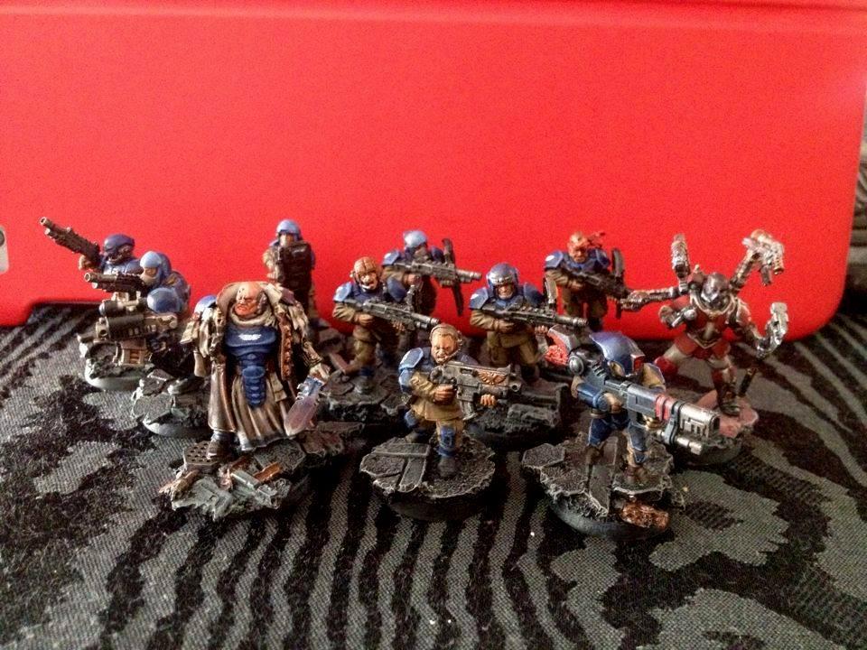 Beautiful, Cikkirock, Conversion, Custom Miniature, Heralds Of Ruin, Hero, Imperial Guard, Kill Team, Leader, Mcgroy, Miniature, Rogue Trader, Space Marines, Storm Bolter, Tempestis Scion
