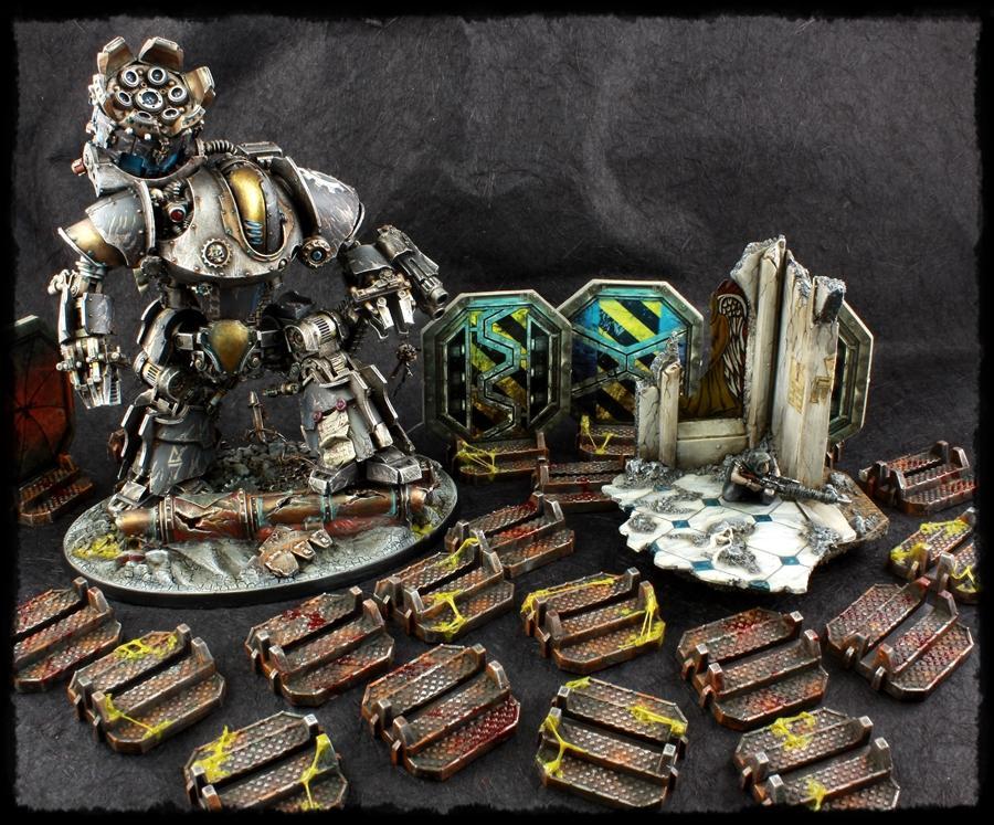 Doors, Dreadnought, Snipers, Terrain