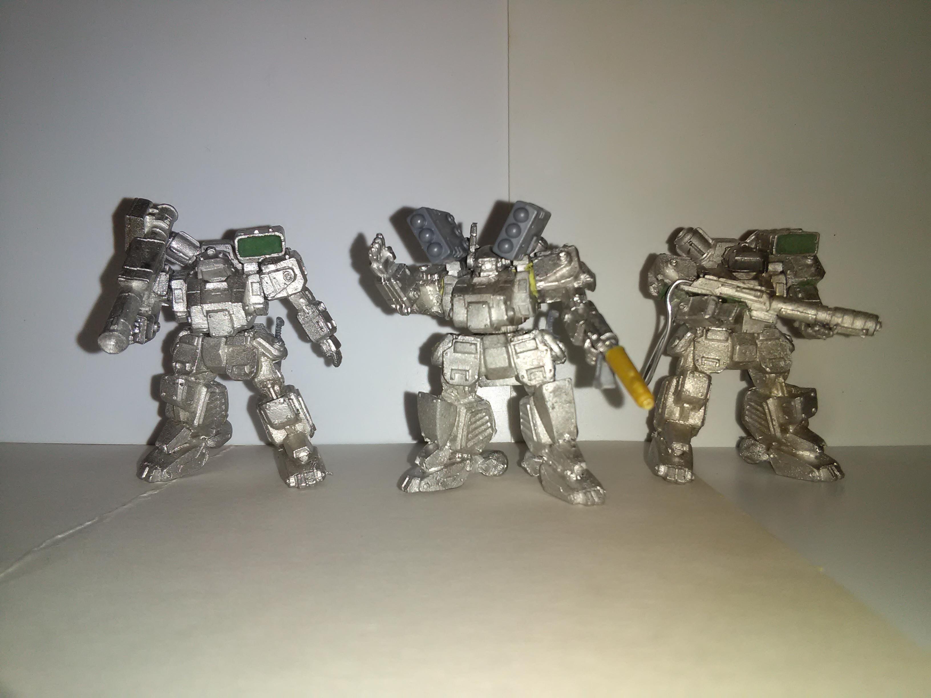 Heavy Gear, Jaguar, Rafm