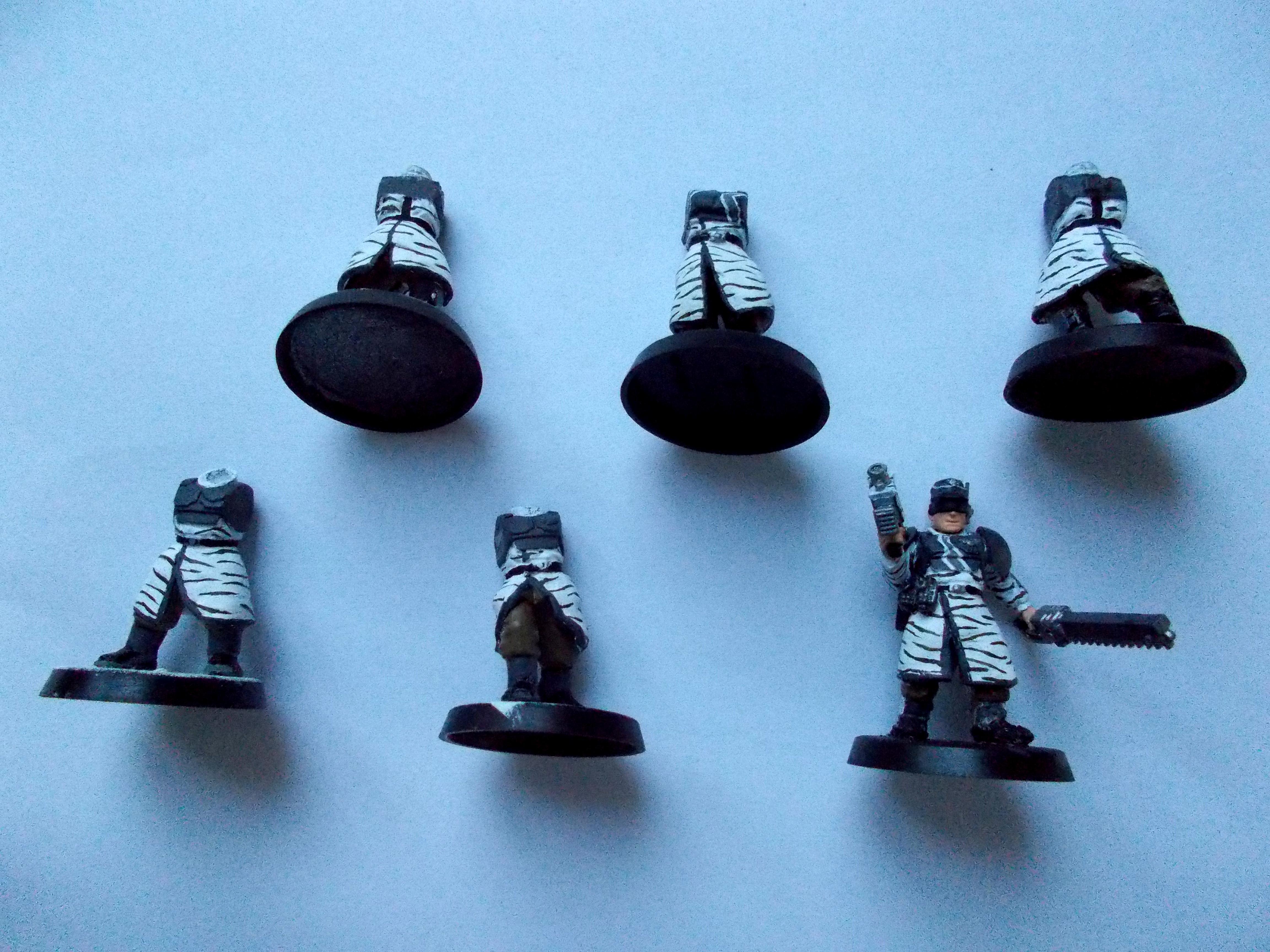 Guard, Imperial, Stosstruppen