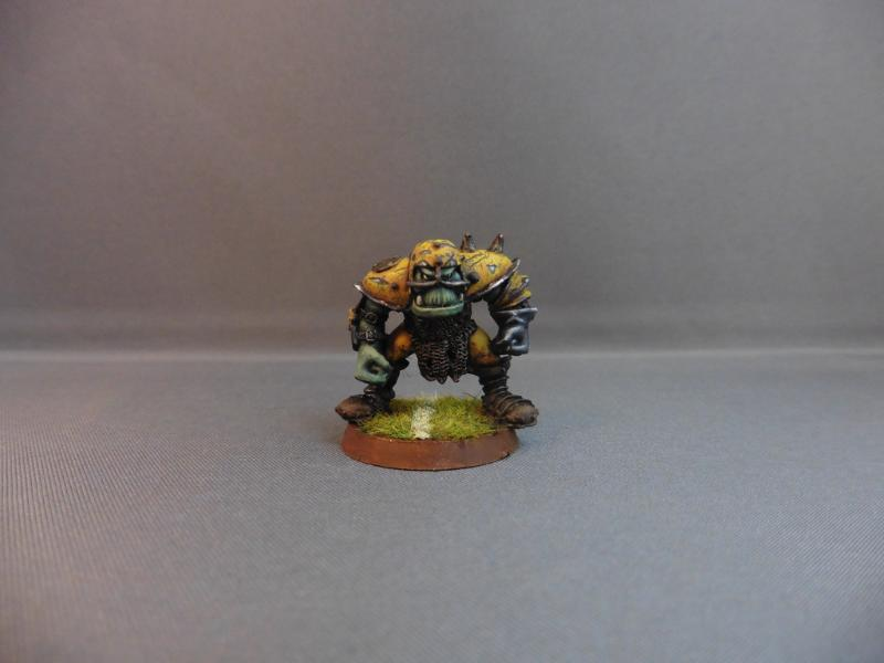 Blood Bowl, Orks, Blood Bowl Ork