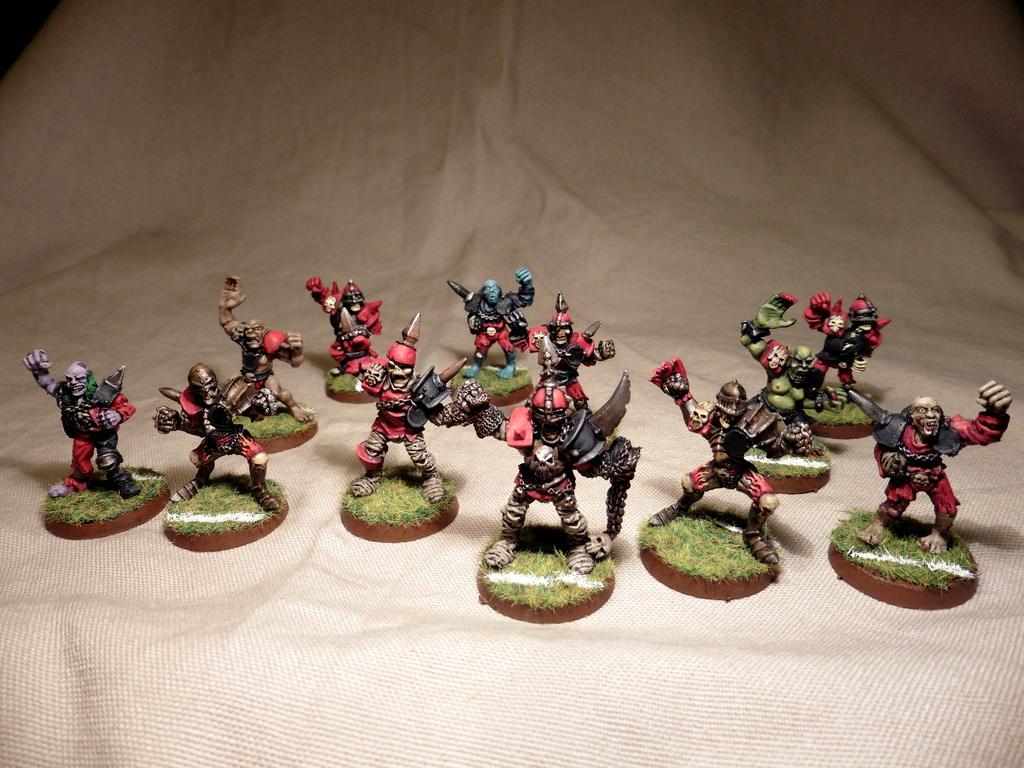Blood Bowl, Blood Bowl Champions of Death team