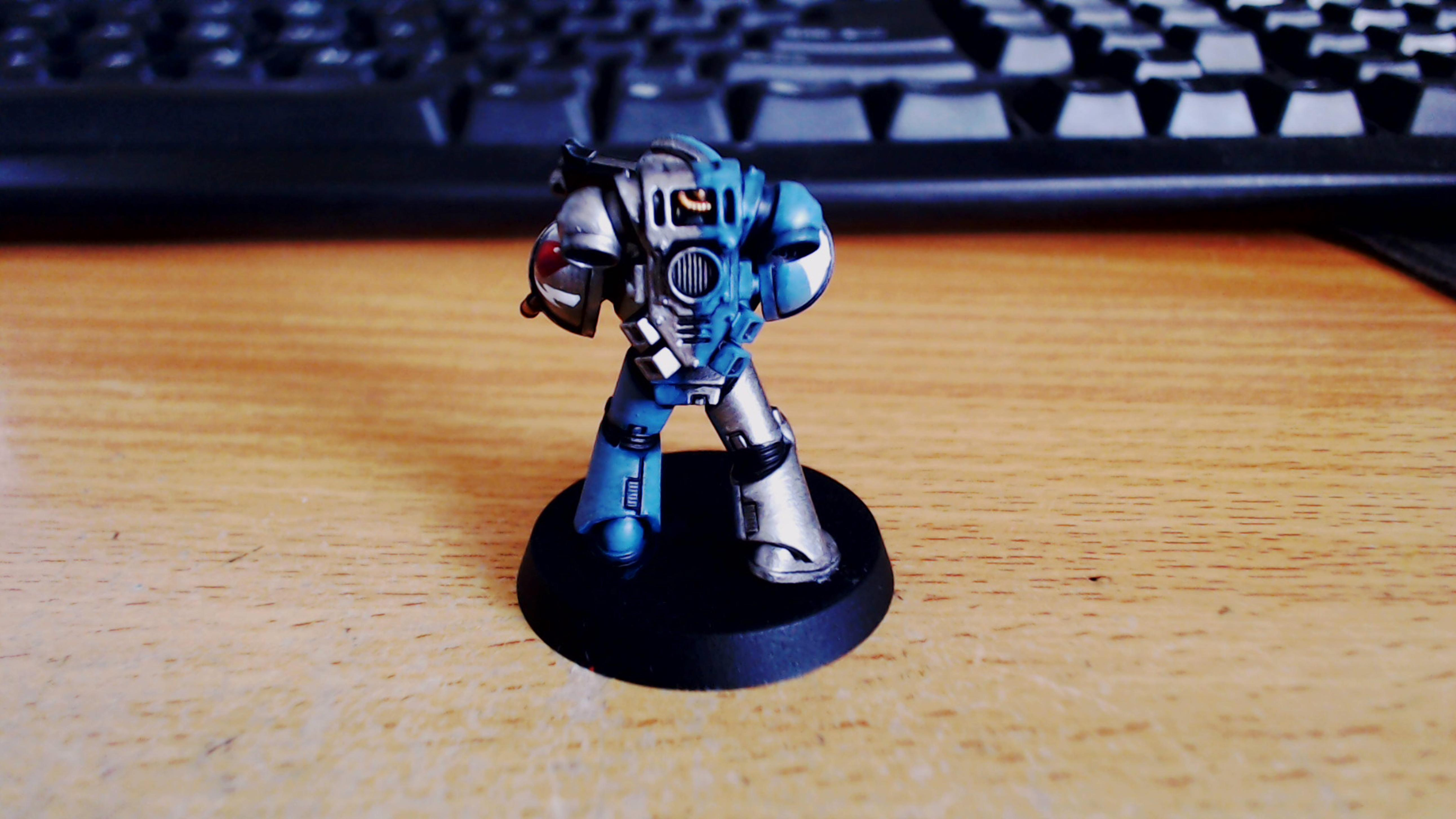 Space Marines, Brotherhood Of The Storm Back