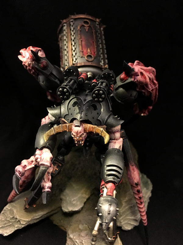 Chaos Space Marines, Conversion, Soul Grinder