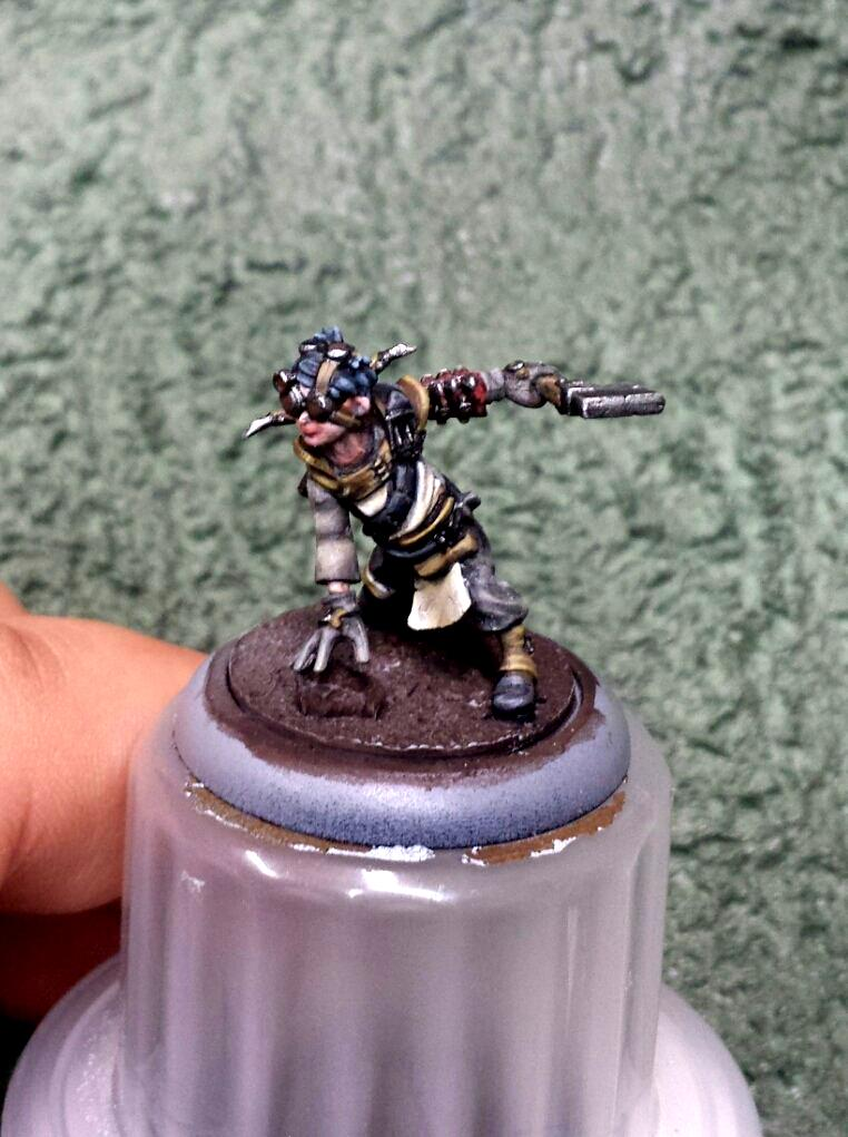 Butchers, Guild Ball, Steamforged Games, Work In Progress