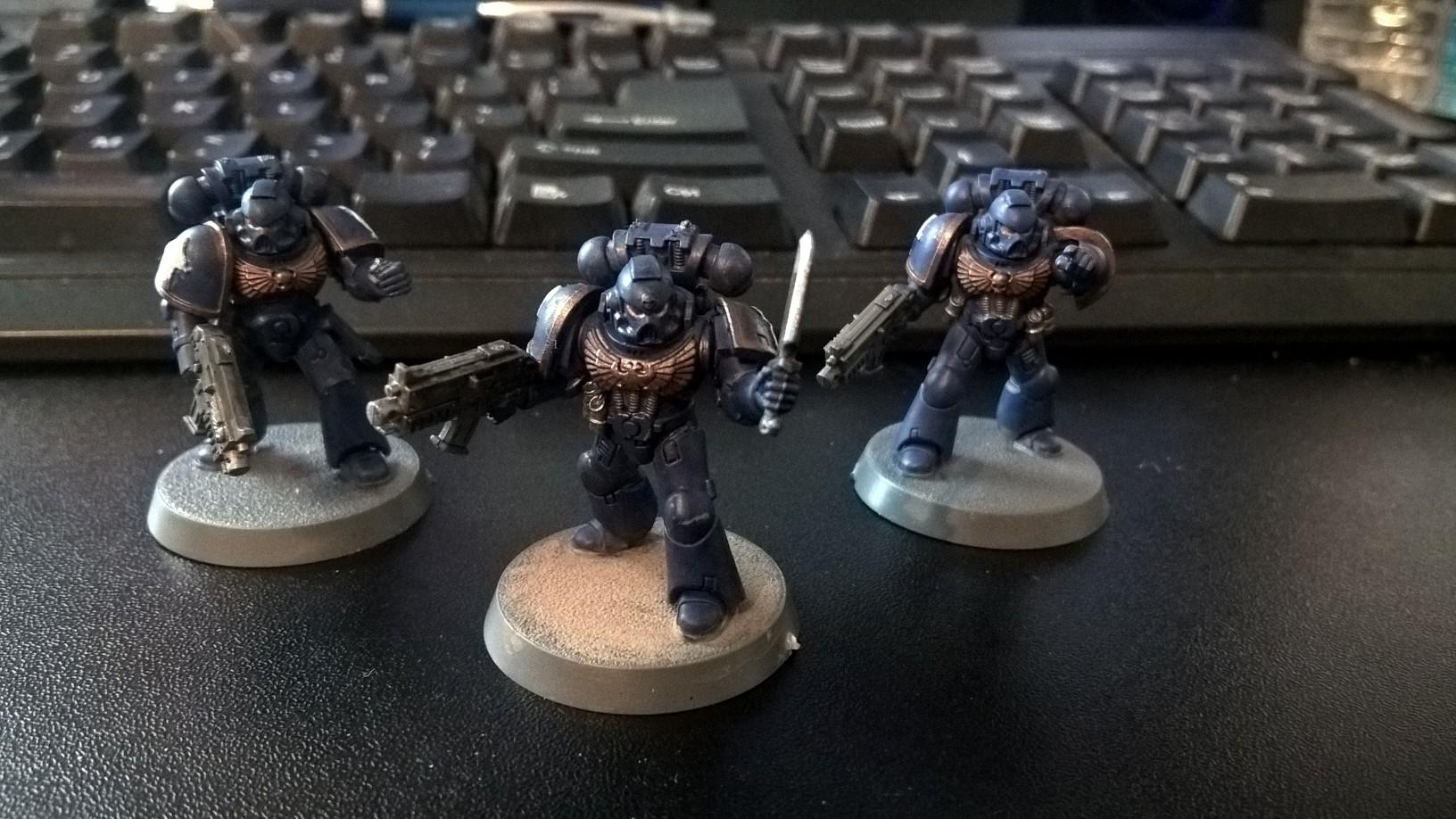 Adeptus Astartres, Imperium, Space, Space Marines, Ultramarines, Warhammer 40,000