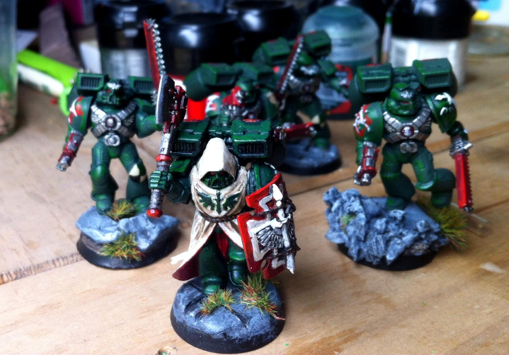 Assault, Assault Squad, Close Combat, Dark Angels, Fast Attack, Imperial, Imperium, Jump Pack, Lbsf, Mankind, Melee, Space, Space Marines, Warhammer 40,000